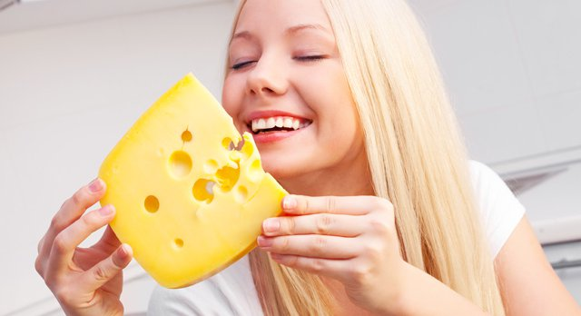 You're Eating Too Much Cheese If This Happens To You