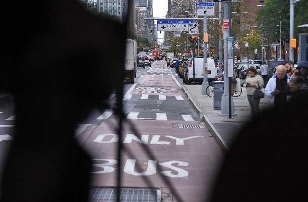 14th Street Busway Sees Increasing Speeds And Ridership, As Planned