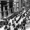 """""""1900: Fifth Avenue in New York City on Easter Sunday."""" (Getty Images)"""