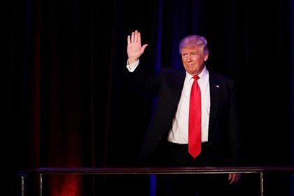 Donald Trump, the President-Elect
