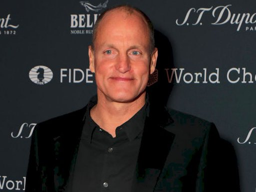 Actor Woody Harrelson, whose photo was used by the NYPD in facial recognition software.