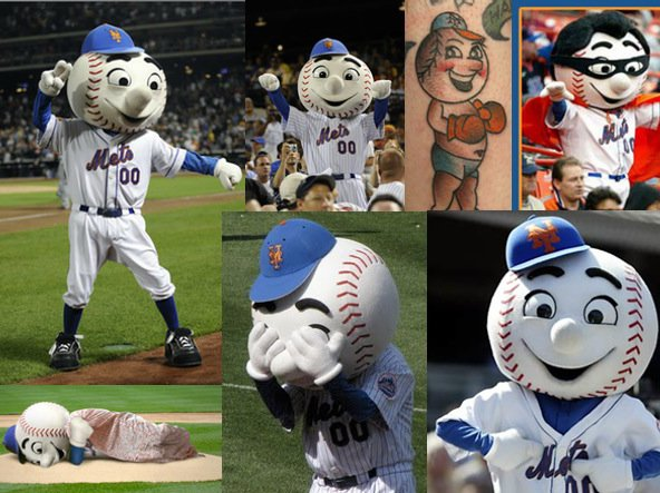 cheap for discount b56e1 319db Duh: Mr. Met Is The Consensus Best Mascot In Sports - Gothamist