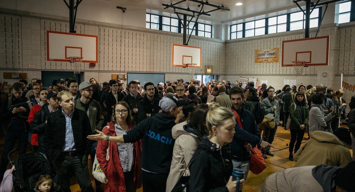 Midterm Election 2018 Liveblog: High Turnout, Malfunctioning Scanners