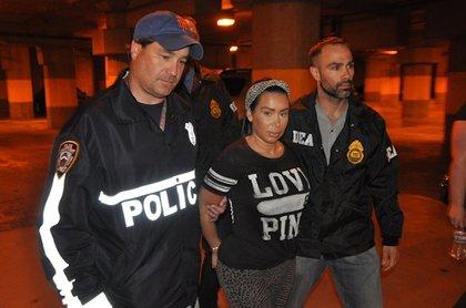 "The alleged ""ringleader,"" Samantha Barbash"