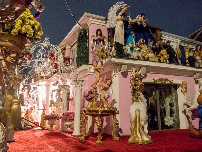 Christmas House.Photos The Legendary Bronx Christmas House Is Mysteriously