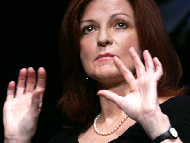 Maureen Dowd raises the roof in 2006