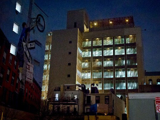 The Brooklyn Detention Center