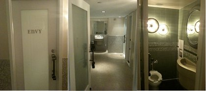 """The Muse Hotel, """"Envy"""" room"""