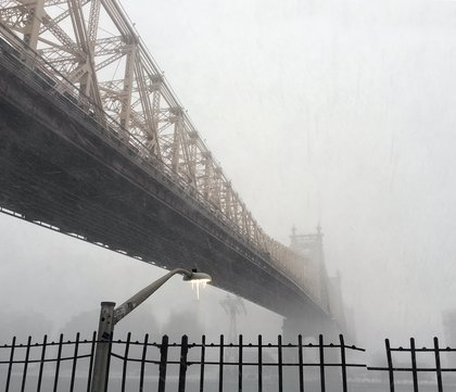 Queensborough Bridge (Joan Gramatte)
