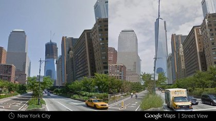 One World Trade Center<br/>