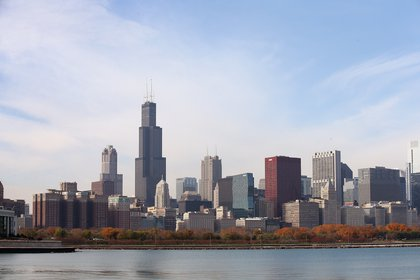 #2: Willis Tower in Chicago