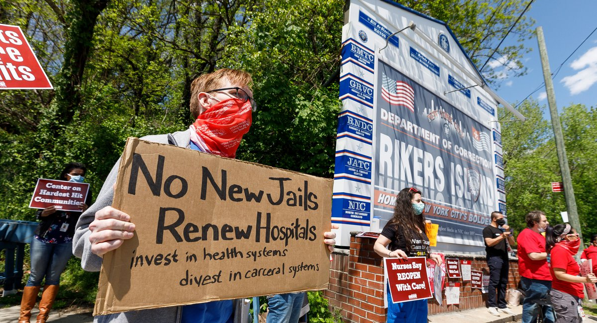 Plan To Close Rikers And Build New Jails Faces Significant Delays