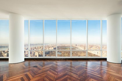 Finally, you can stare out a window and pretend you're in 'Mad Men'