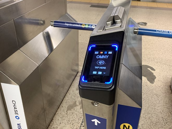 OMNY Is Alive: MTA Opens Up Tap Payment System In Limited