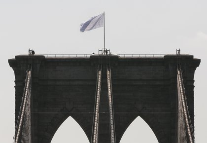 The white flag (AP)