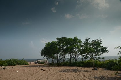 Oakwood Beach's storm surge control system, July 2013<br/>