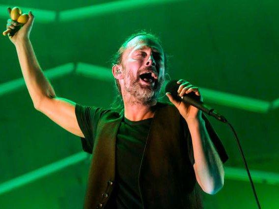 Thom Yorke Releasing New Album & Paul Thomas Anderson