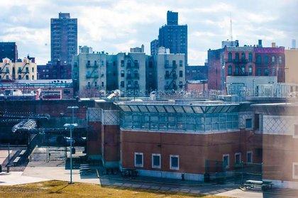 Horizon Juvenile Center, Bronx.<br/>