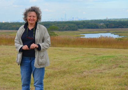 Eloise Hirsh, Park Administrator, Freshkills Park, NYC Parks & Recreation<br/>