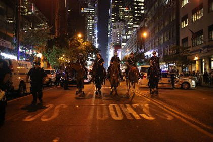 In Midtown (Ellen Moynihan/Gothamist)