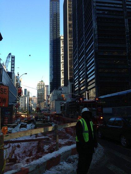 "Outside the World Trade Center (via Jeff, author of <a href=""http://therewardboss.com"">The Reward Boss</a>)"