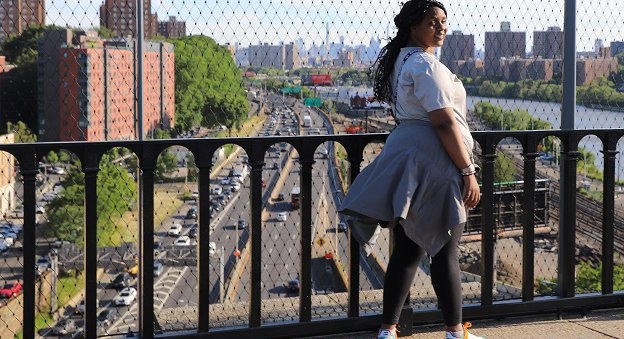 Creating Space for Youth | Meet CUNY SPS Student Allison Cooke