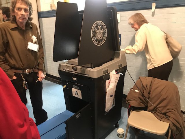 A scanner suffers death by civic duty.