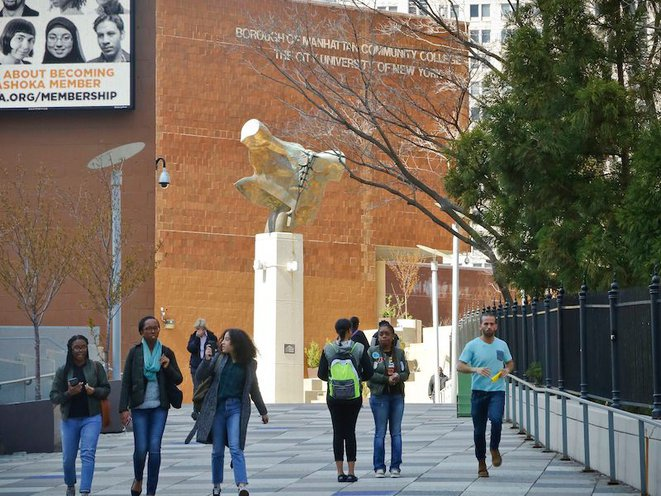 Two CUNY Schools Get $60 Million Donation From MacKenzie Scott
