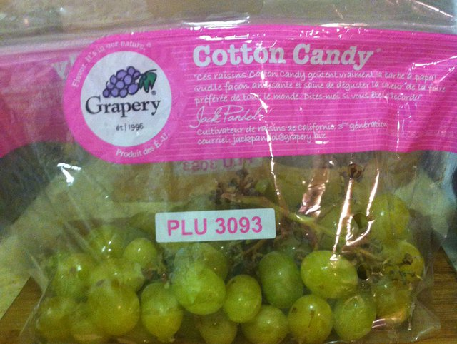 Cotton Candy Grapes Are All Natural And All Amazing Gothamist