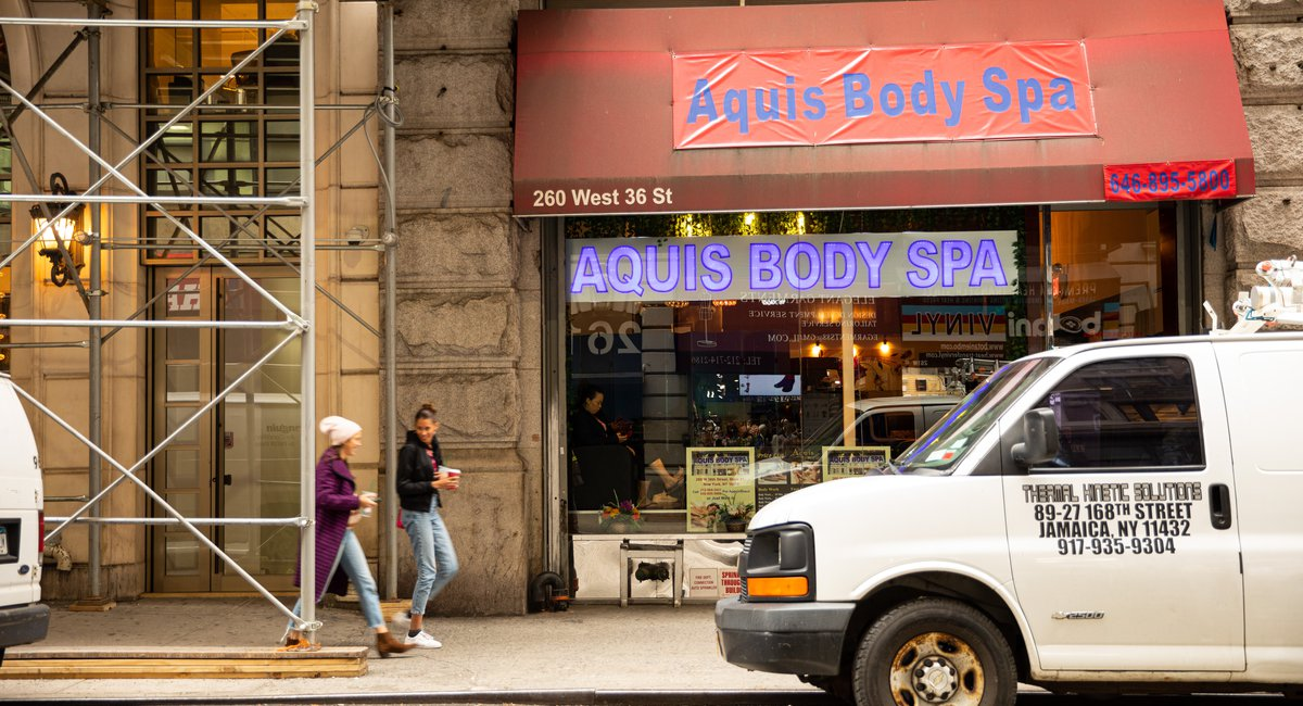 An Ode To The Midtown Bargain Massage