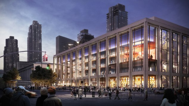 Lincoln Center And NY Philharmonic Announce $550 Million Geffen Hall Renovation