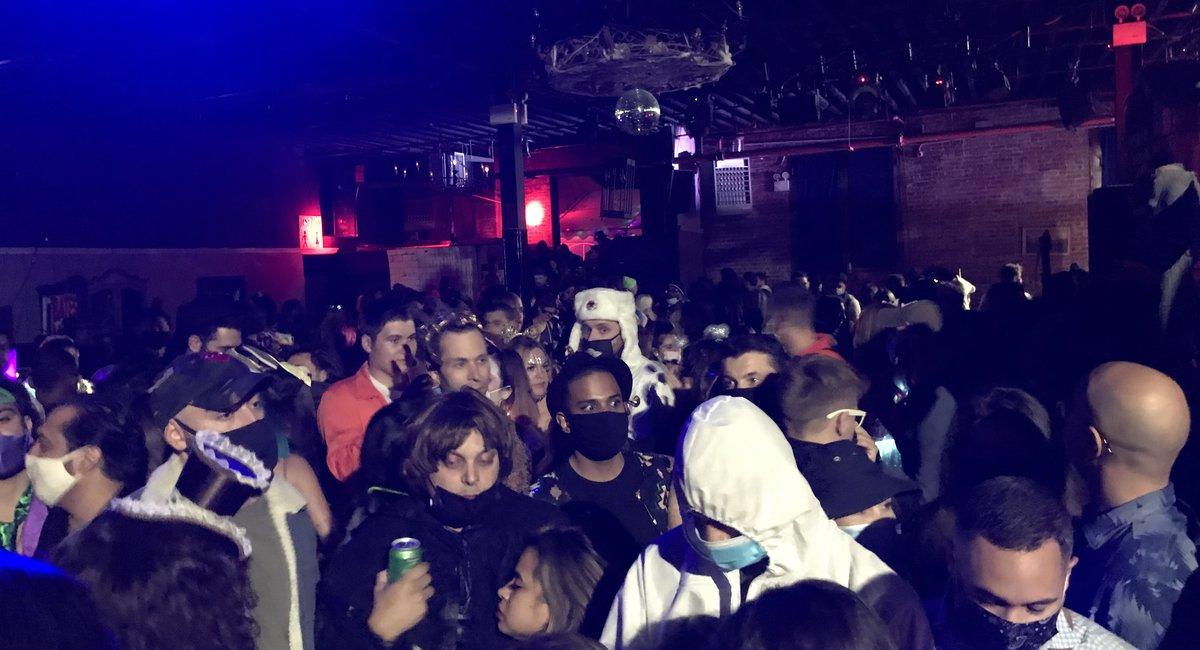 Deputy Sheriffs Break Up Illicit Halloween Party At...