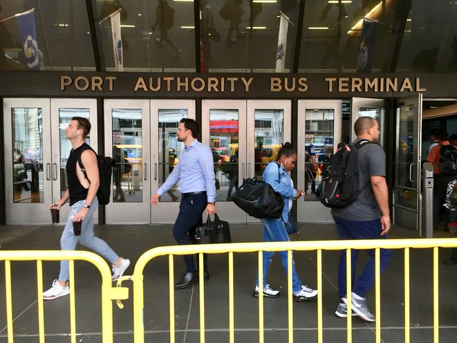 New To You >> New Port Authority Bus Terminal Will Cost Billions But You