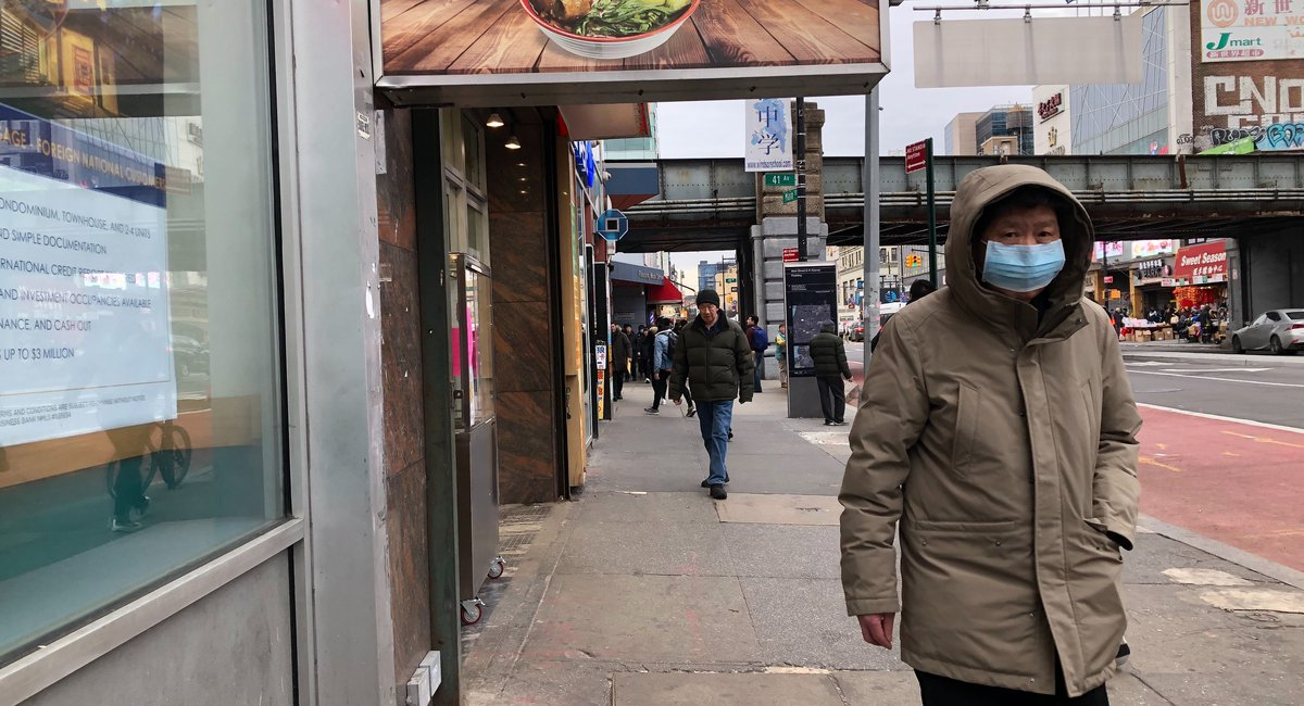 gothamist.com: Videos Showing Anti-Asian Incidents In NYC Raise Fears Of A Racist Backlash To Coronavirus