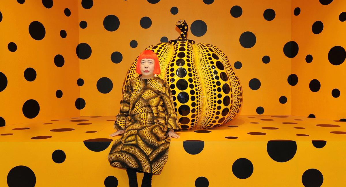 Yayoi Kusama's 'Cosmic Nature' Exhibit Coming To New York Botanical Garden
