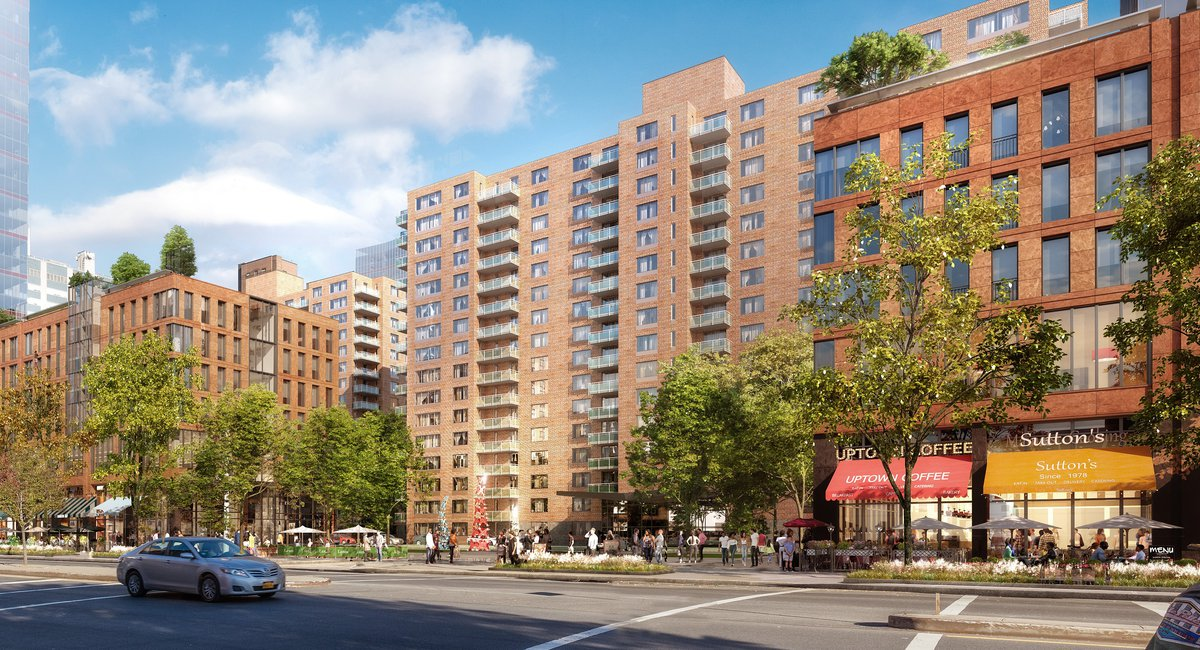 Facing A Possible Rezoning Defeat, Harlem Developer Tweaks Massive Lenox Terrace Project