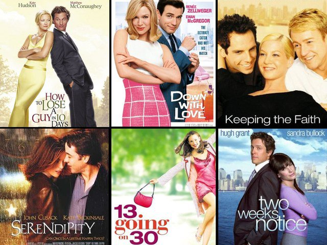 The Best NYC-Based Romantic Comedies, From 2000 To 2005