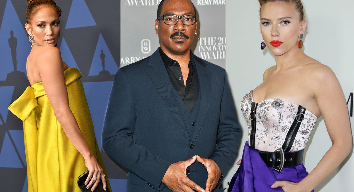 Jennifer Lopez Scarlett Johansson Eddie Murphy To Host Final Snl Episodes Of 2019 Gothamist