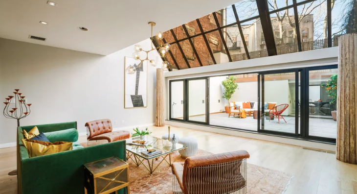 Do Not Look Directly Into This Beautiful West Village Home