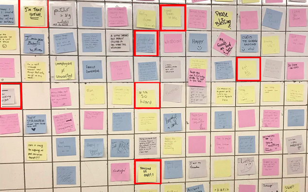 MTA Cracks Down On 'Subway Therapy' Post-It Note Guy