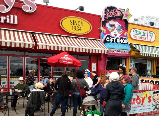 Boardwalk Rent Hike Reignites A Fight For 'Coney Island's Soul'