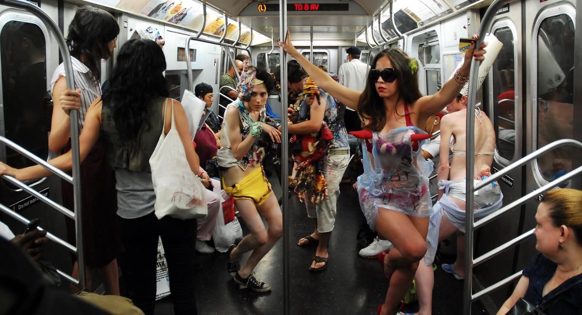 116 Reasons We Love & Miss The Subway