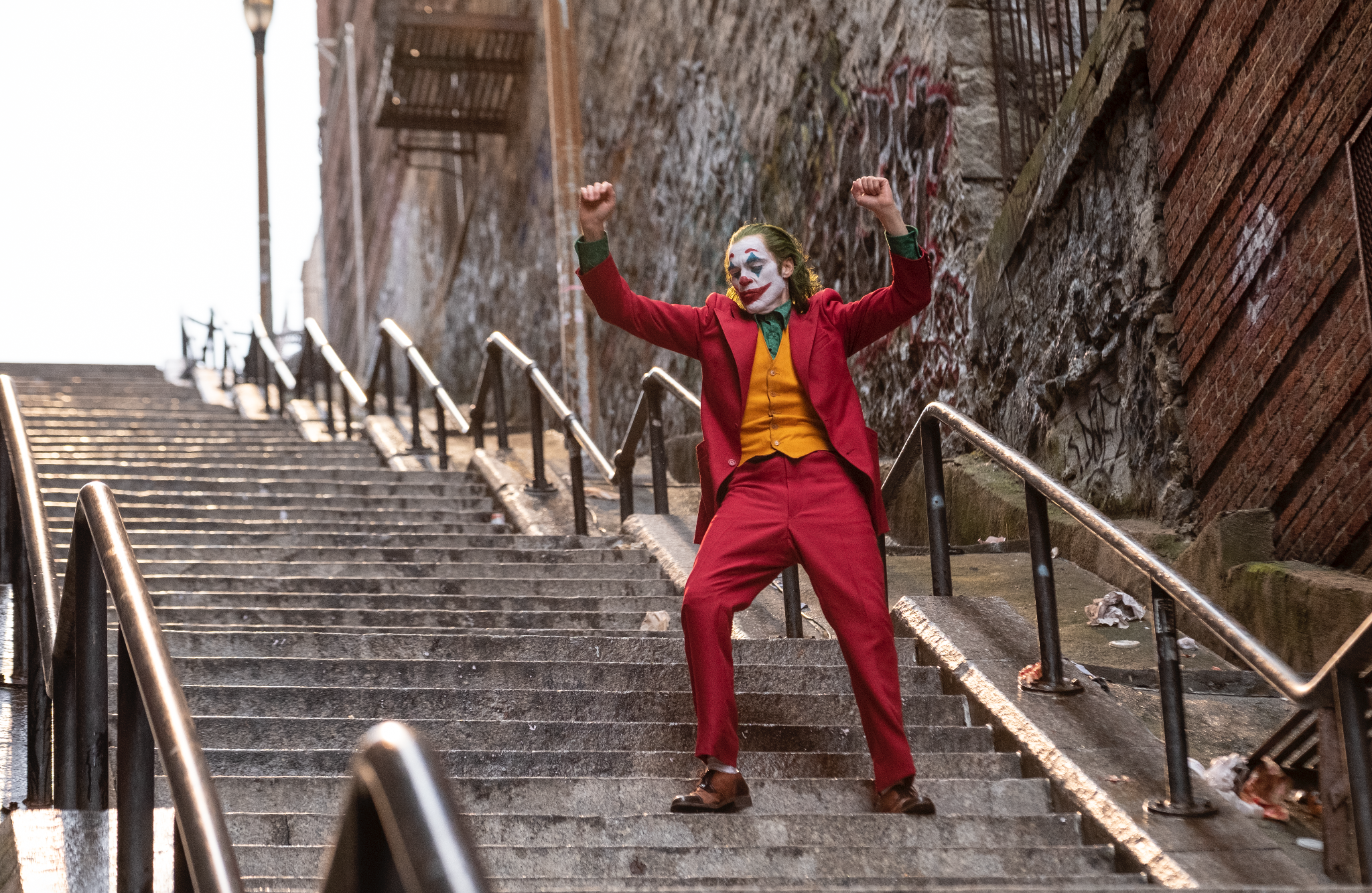 Interview: 'Joker' Production Designer Explains How NYC Became ...