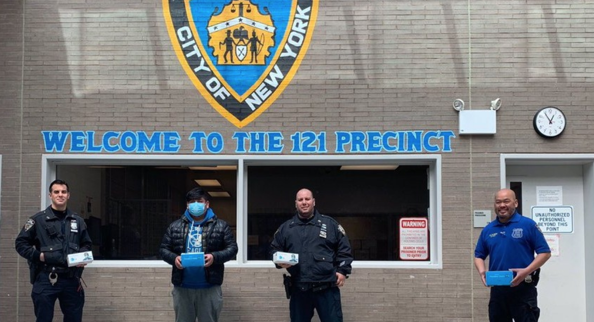 Videos: The NYPD Is Monitoring Social Distancing On The Ground & From The Skies