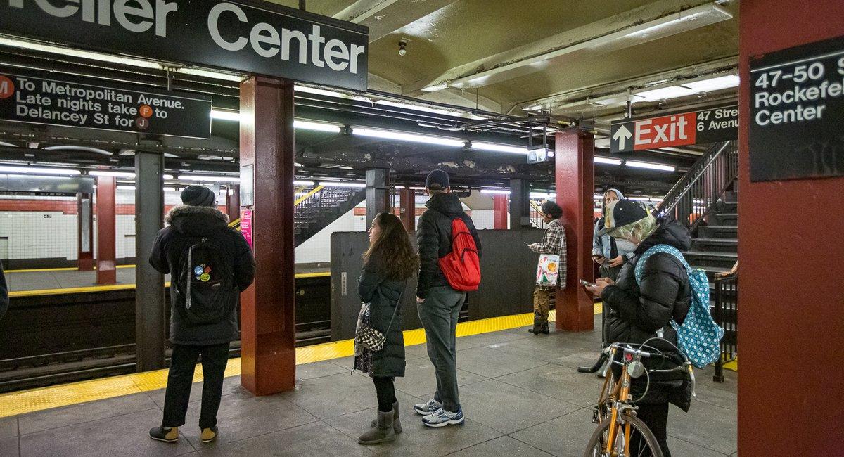 Ask An Epidemiologist: How Safe Is Mass Transit?