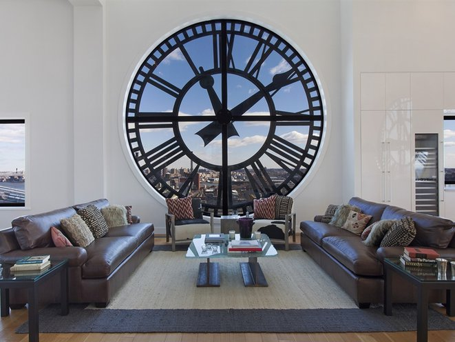 Spectacular Clock Tower DUMBO Penthouse Finally Sells For