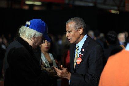 Council Member Robert Jackson