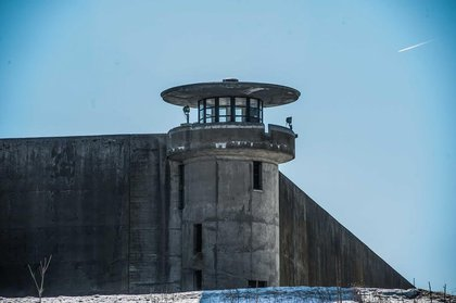 Green Haven Correctional Facility, Beekman NY. <br/>