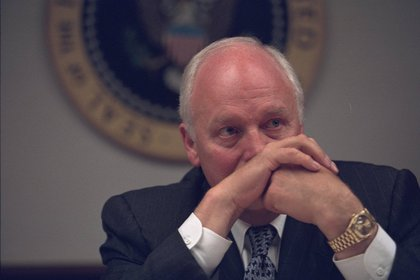 "From FRONTLINE: ""Those in the room that day say the attacks had a profound effect on Cheney and shaped his entire time in office.""<br/>"