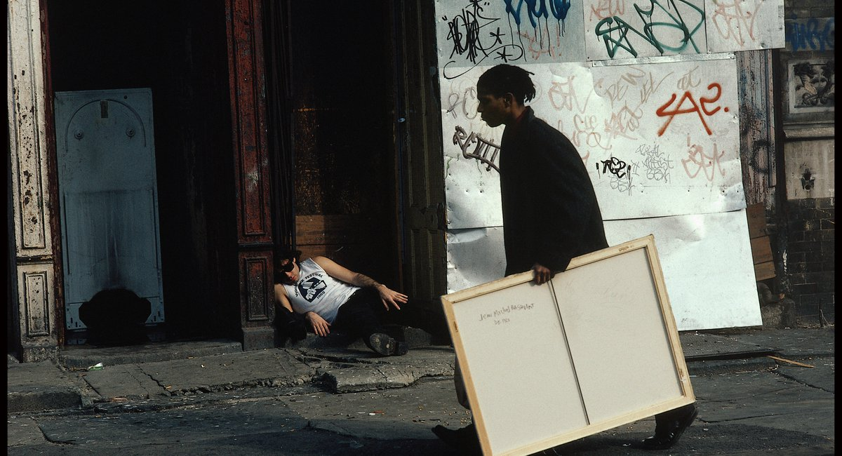 Video: Basquiat Takes You Around 1980s NYC In Newly Restored 'Downtown 81'